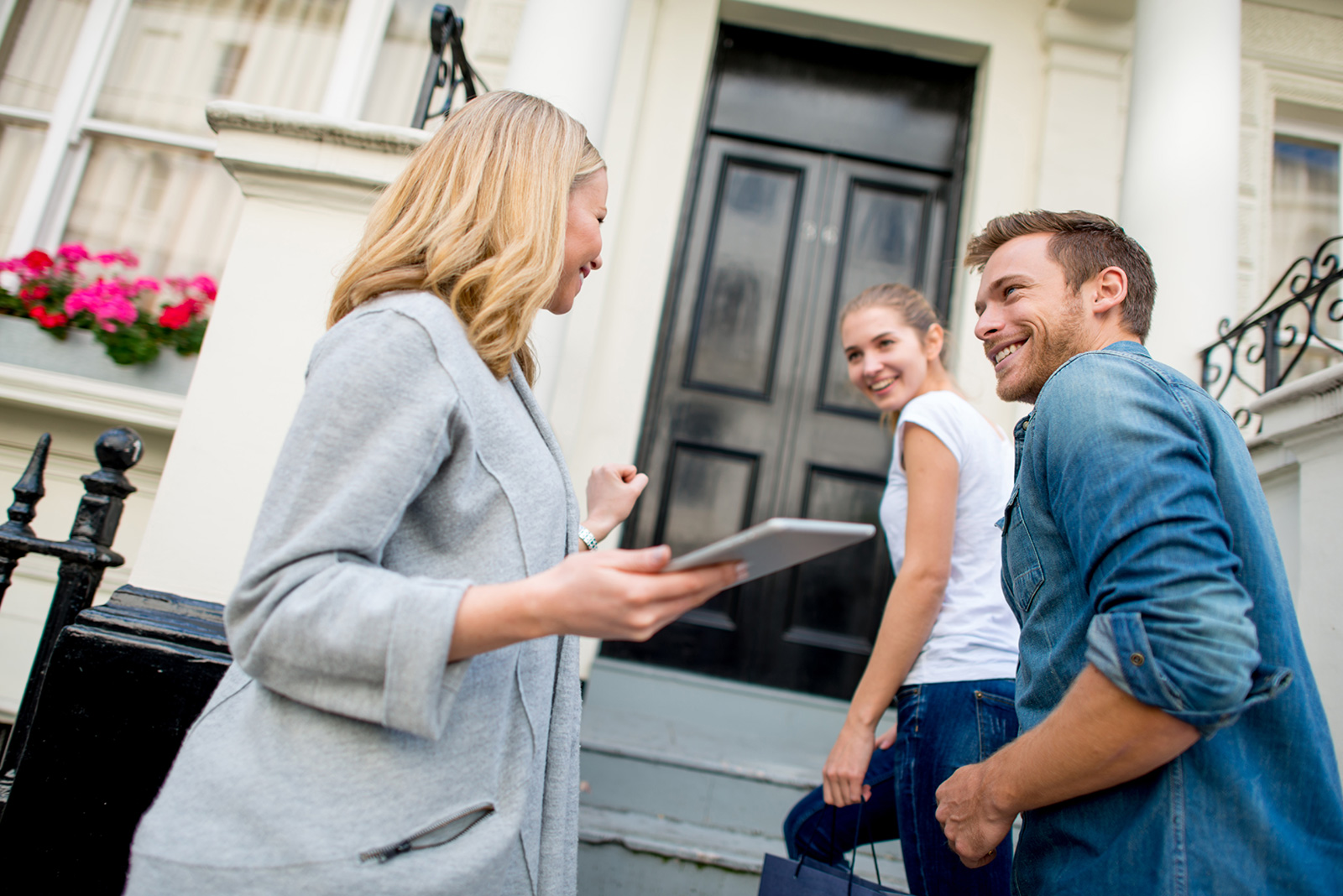 Buying with Dream Town Agent